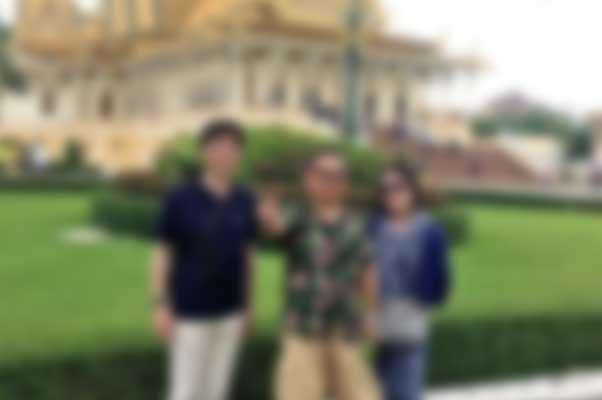 カンボジアツアー6月03